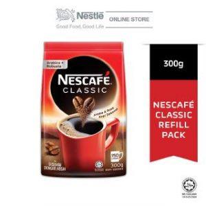 Shopee Nescafe Classic Refill 300g